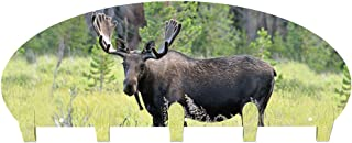 product image for Next Innovations 101411001-MOOSE Coat Rack, Moose, Multicolor