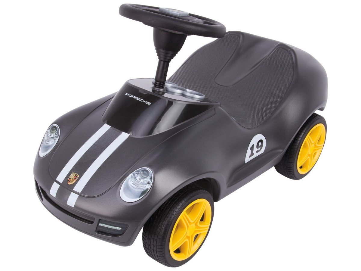 Bobbycar Vergleich - BIG Bobby-Car Porsche