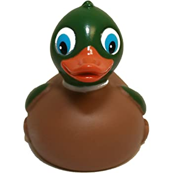 Amazon.com: Rubber Ducks Family Mallard Rubber Duck, Waddlers Brand ...