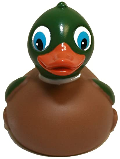 Amazon.com: Rubber Ducks Family Mallard Rubber Duck, Waddlers Brand ...