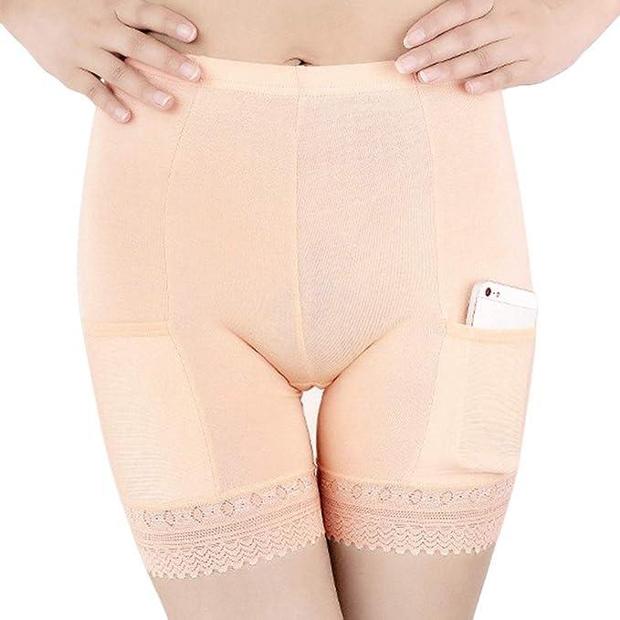 Amazon.com: Bonboho - Pantalones cortos de encaje sexy para ...