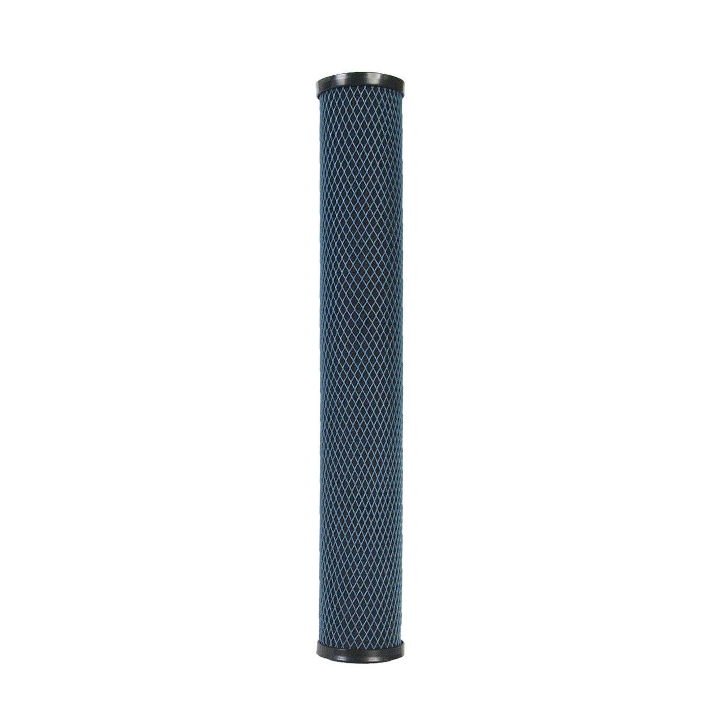 1 x pre-filtro bloque de carbón activado de primera calidad VYAIR 3038333 para adaptarse al sistema de purificación de ósmosis inversa Merlin de General Electric (también sustituye a los códigos de piezas CFCC-FRO720-C y FRO720-GE_K)