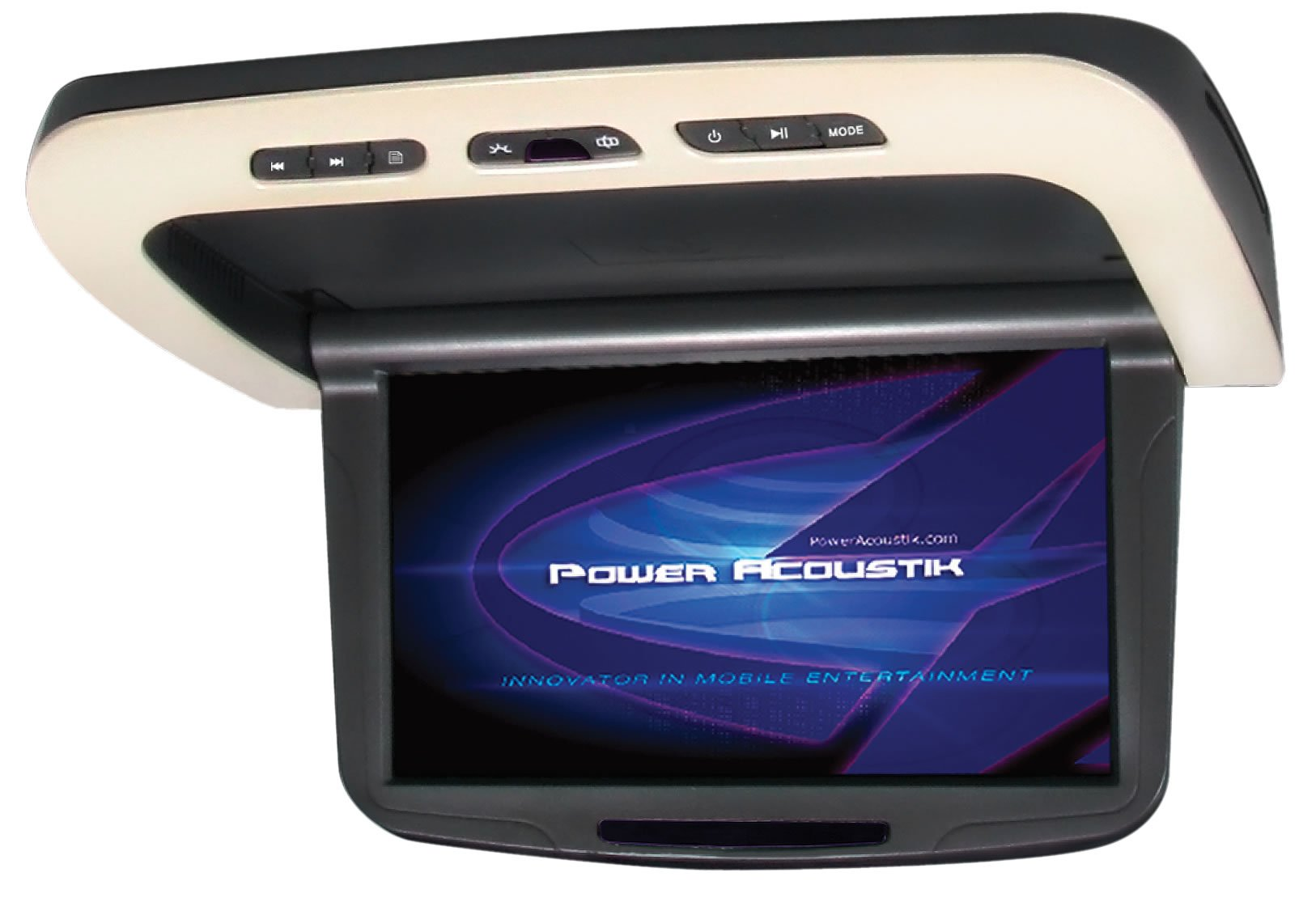 Power Acoustik PMD105CM PA 10.2-Inch Ceiling Mount with DVD Combo