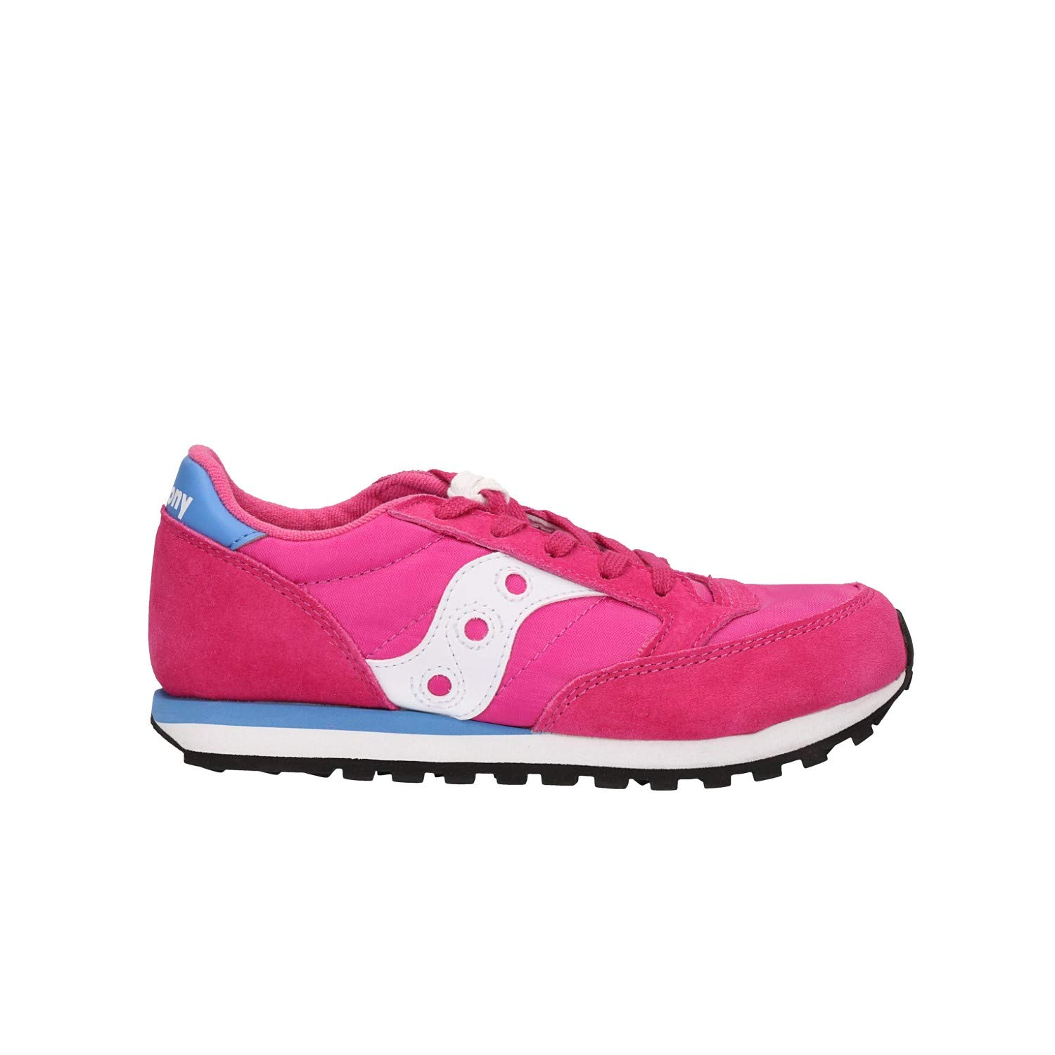 Saucony Kids Girl's Jazz Original (Little Kid) Magenta 2.5 M US Little Kid SK159613