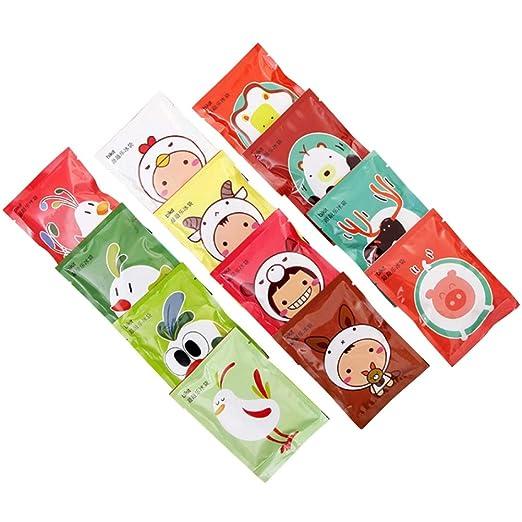 SimpleM Summer Cartoon Bolsa de hielo portátil, reutilizable ...