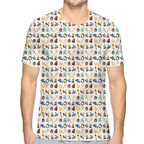 (Comfort Colors t Shirt Boys Room,Funny Figures Playroom t Shirt)