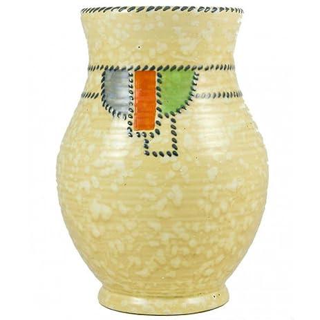 Amazon Porcelain Vintage Vase Geometric Crown Ducal Serving