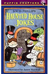 Haunted House Jokes (Puffin Chapters) Paperback