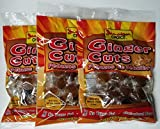 Jamaican Choice Ginger Cuts 8 oz each (3-pack)