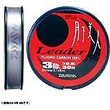 ダイワ(Daiwa) ショックリーダー アジング メバリング 月下美人 フロロカーボン 30m 0.8号 3lb クリアー 747097