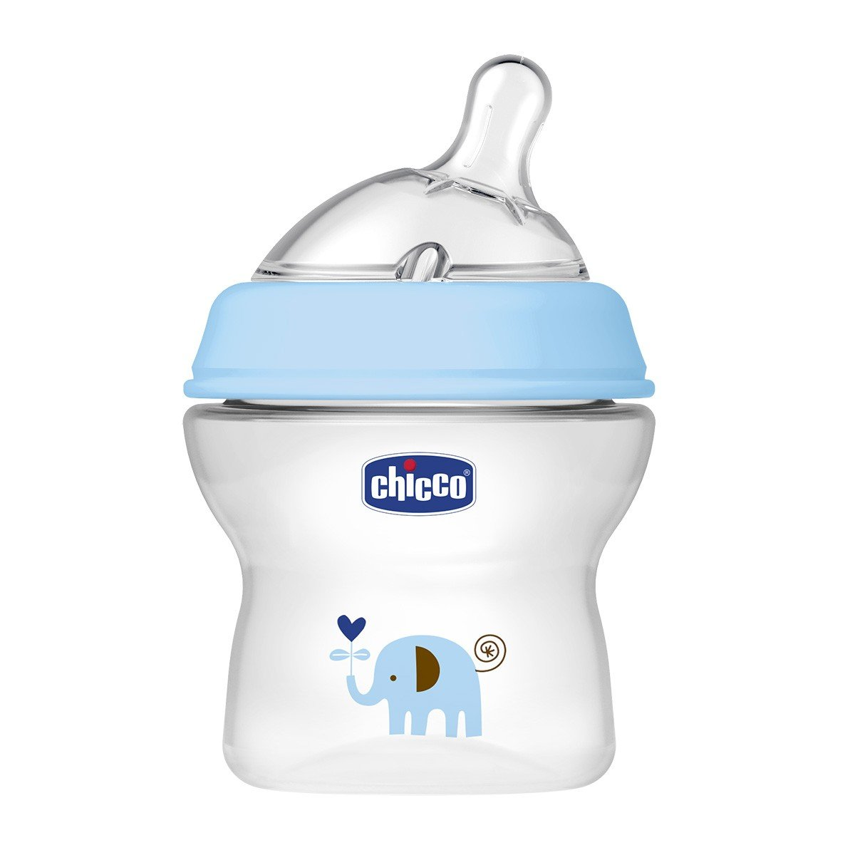 Chicco Feeding Bottle Natural Feeling 0 Months For Children ...