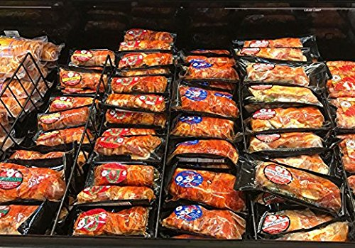 Western Grillers Bacon Wrapped Chicken Breast Pack, Frozen (24 Piece) by Western Grillers (Image #6)