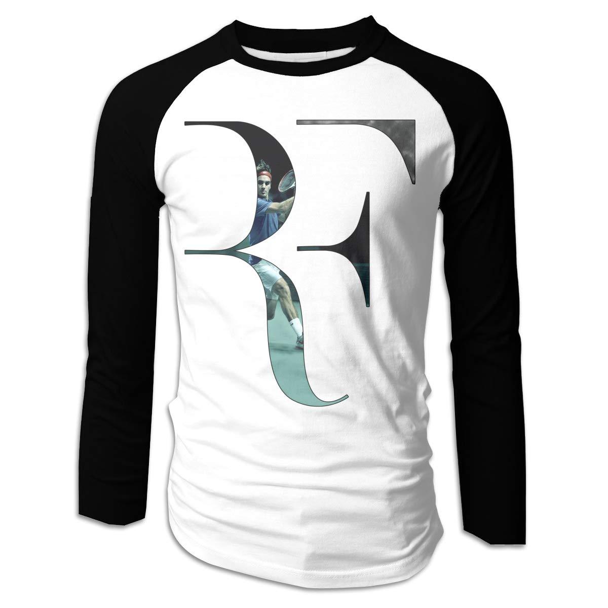 U are Friends Superestrella Roger-Federer Camiseta de Manga Larga ...