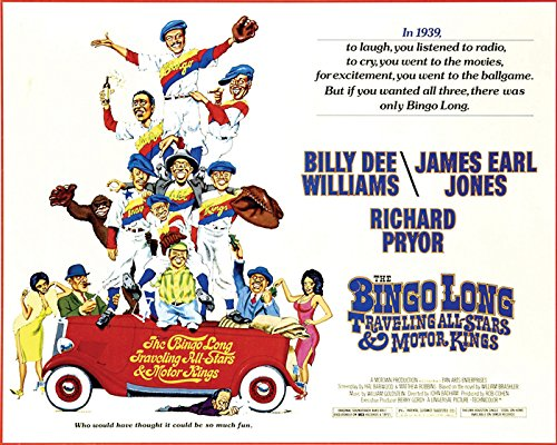The Bingo Long Traveling All-Stars & Motor Kings Movie Poster or Canvas by EuroGraphics