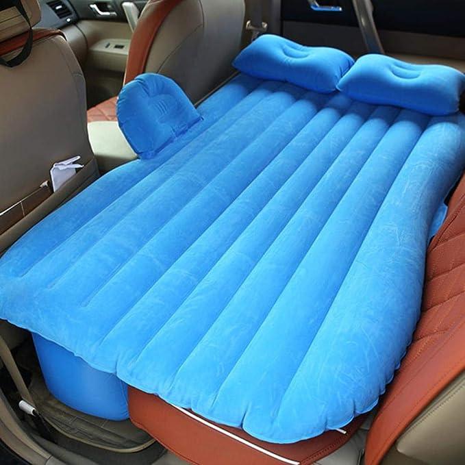 fish Car Travel Bed Colchón Inflable Camping Accesorios para Skoda ...