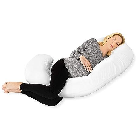 Amazon.com: Restorology - Almohada de embarazo para cuerpo ...