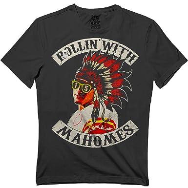 760b320791a wintertee Patrick Rollin with Mahomies QB Jersey 15 Kansas City KC Tshirt