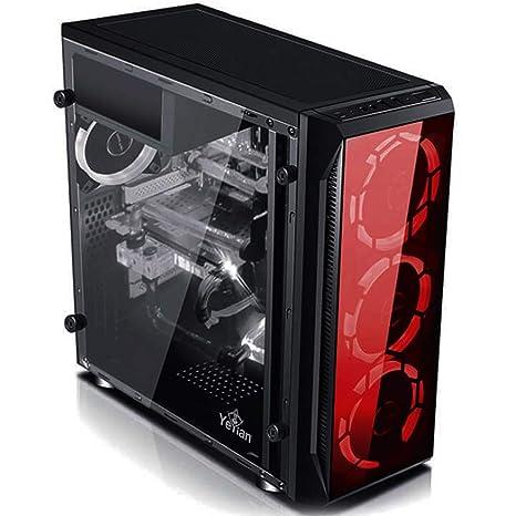 Amazon.com: YEYIAN Ygm-68810 Mayhem 1200 Micro ATX - Caja ...