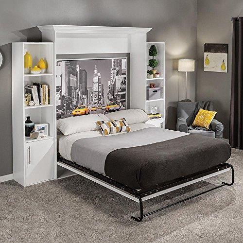 full size i semble vertical mount murphy bed hardware with mattress platform furniture beds. Black Bedroom Furniture Sets. Home Design Ideas