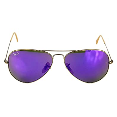 4f1d81172f Amazon.com  Ray-Ban Unisex Sunglasses RB3025167-1M58  Shoes
