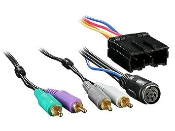 amazon com metra 70 7003 radio wiring harness for mitsubishi amp metra 70 7003 radio wiring harness for mitsubishi amp integr
