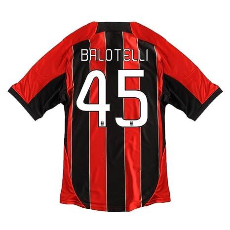 completo calcio AC Milan Uomo