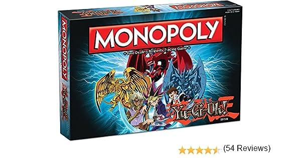 Monopoly: Yu-Gi-Oh Edition Board Game by USAopoly: Amazon.es: Juguetes y juegos