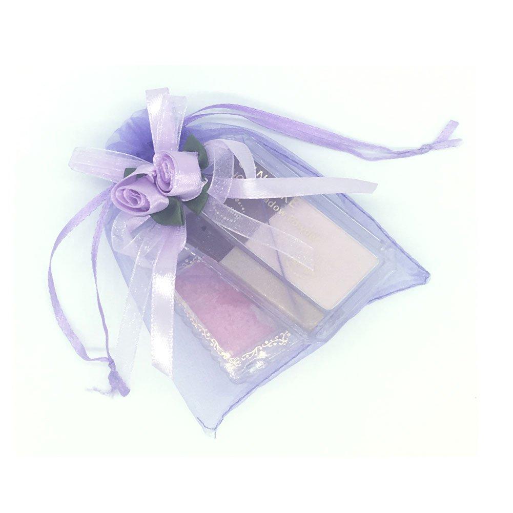 Ptulip Organza Bags 4 x 6 Inch Gift Bags Organza Drawstring Pouch ...