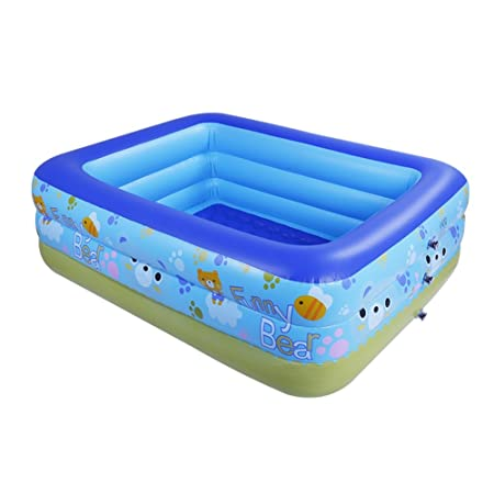 MIAO-bañera Piscina Multijugador Hinchable para Adultos ...