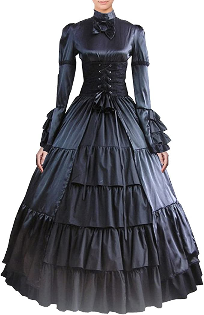 Victorian Gown Dresses