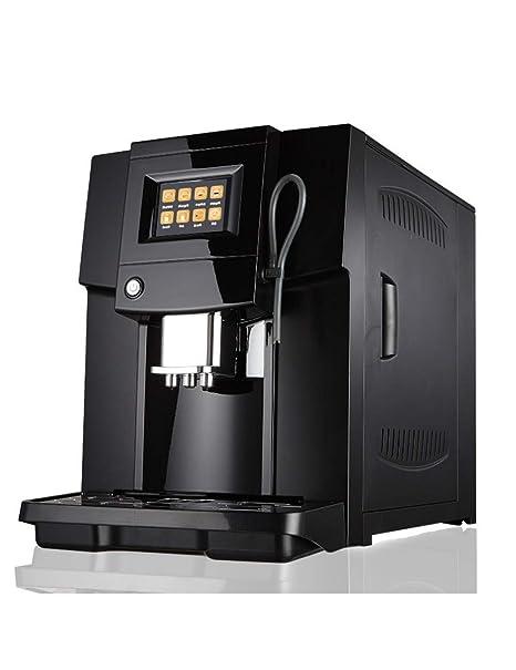 DTBA Máquina De Café Espresso Totalmente Automática 19 Bar Espuma ...