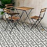 Aztec Tile Stencil - Tile Stencils for Painting