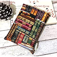 Classics Book Buddy - Padded Book Sleeve, 4 Sizes, Paperback/Hardback Pouch