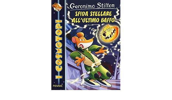 Sfida stellare allultimo baffo (I Cosmotopi): Amazon.es ...