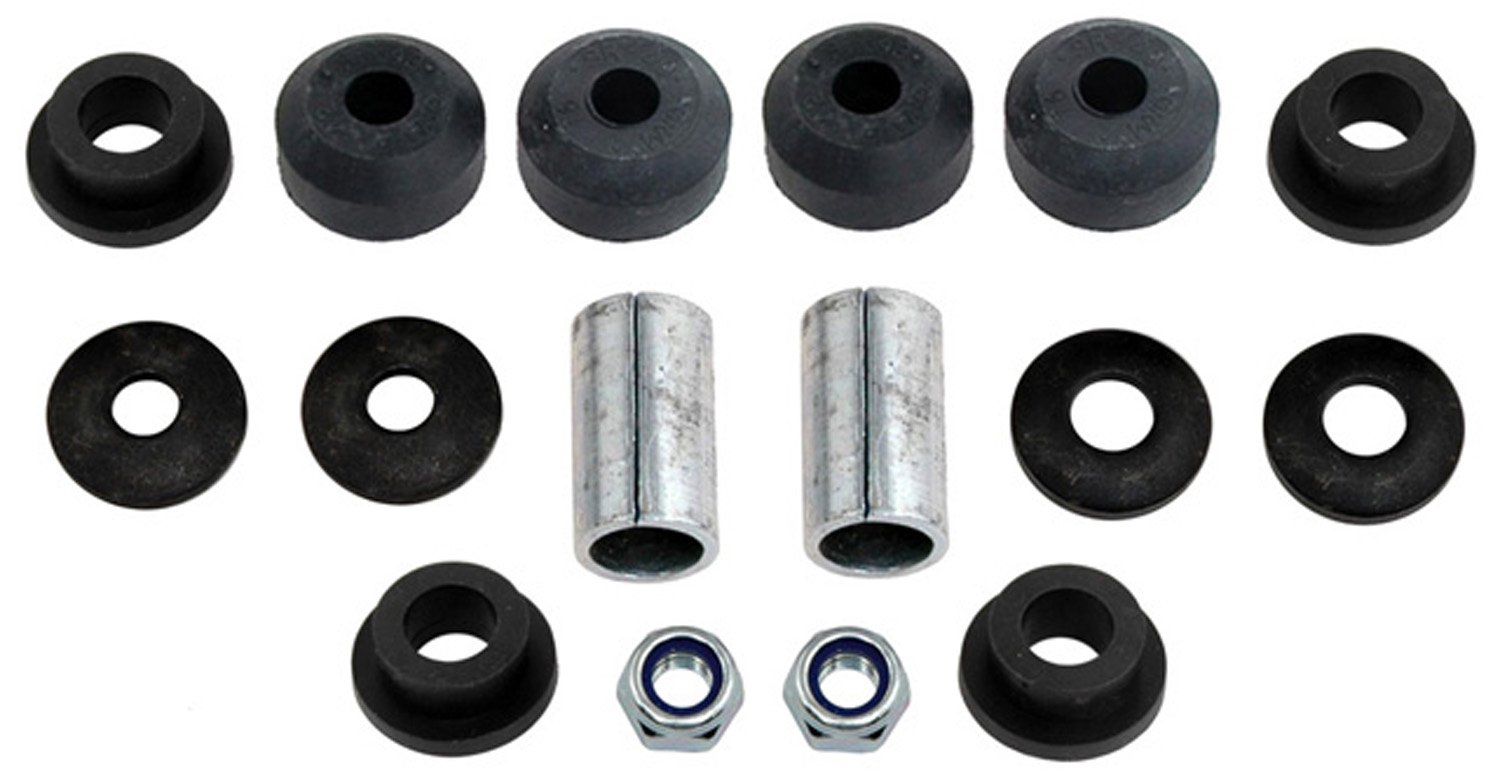 ACDelco 45G0026 Professional Front Suspension Stabilizer Bar Link Kit with Hardware