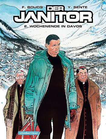Der Janitor 02: Wochenende in Davos