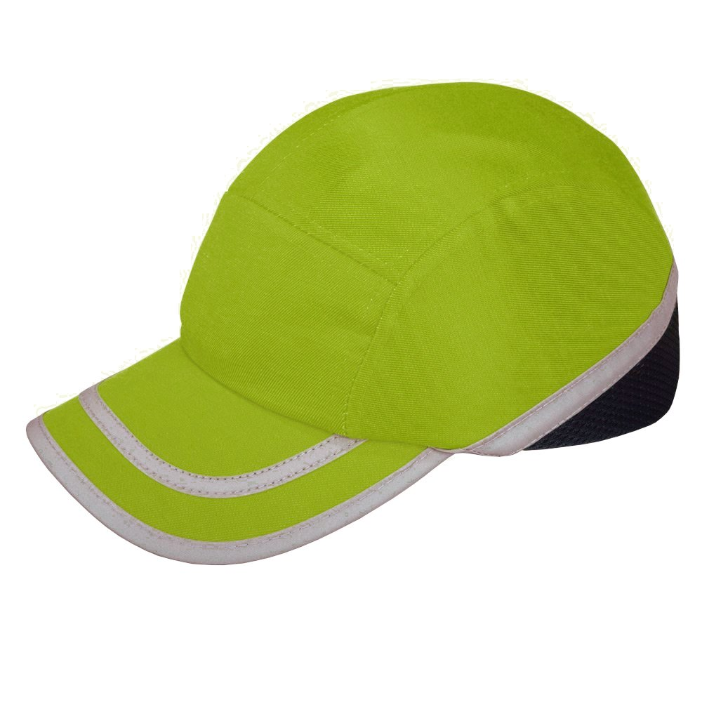 Viwanda Gelbe Anstoß kappe / Sicherheitskappe mit ABS-Schale