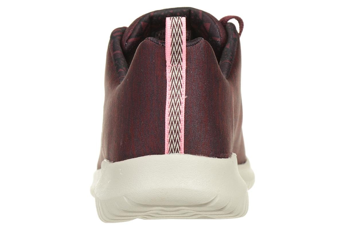 Skechers Damen Burgundy Ultra Flex-First Choice Sneaker Burgundy Damen ca4ec4