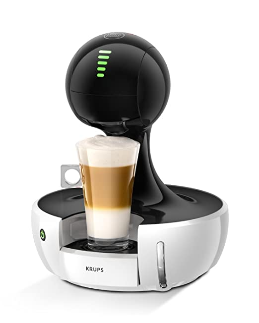 Krups kp350131 Nescafe Dolce Gusto Drop Cafetera Eléctrica ...