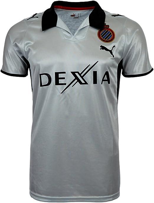 Club Brugge Puma 734499-01, Fußball-WM, color plata, tamaño medium: Amazon.es: Deportes y aire libre