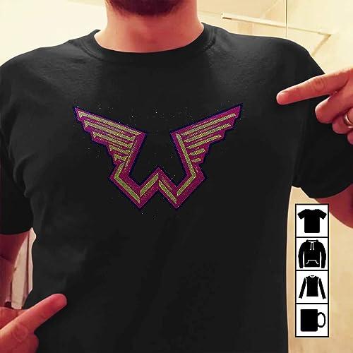 Paul McCartney Egypt Station Tshirt Vintage Wings Logo