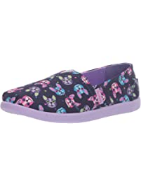 Skechers Girls SOLESTICE 2.0-PAW-Some Slip-On
