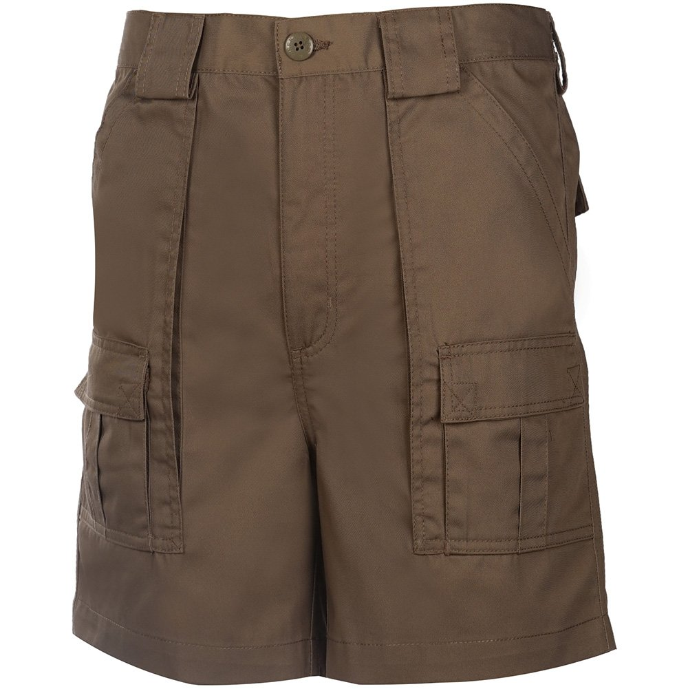 Weekender® 6 Pocket Trader Shorts MOCHA BROWN 36W