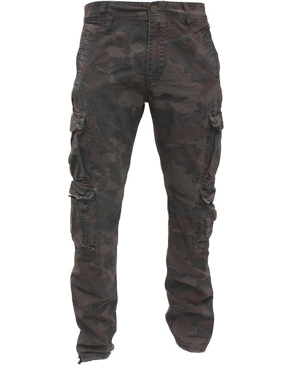 TALLA 51 cm. Pantalones cargo modelo 008 de Jet Lag, color negro, beige, verde oliva, camuflaje, tallas W30-W42