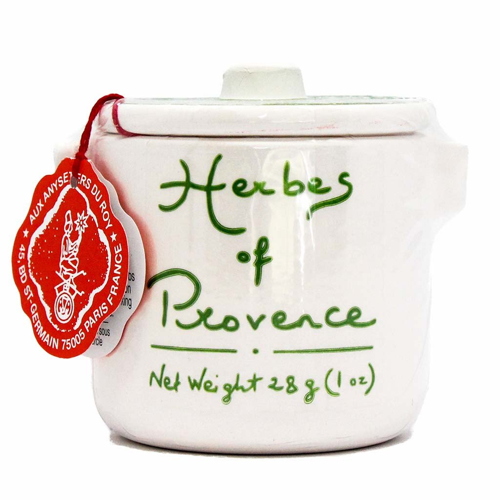 Aux Anysetiers du Roy, Herbes de Provence in Ceramic Crock, 1 Oz by Aux Anysetiers du Roy