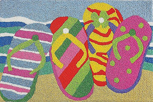 jelly bean flip flops - 6