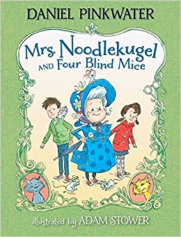 Amazon mrs noodlekugel and four blind mice 9780763650544 mrs noodlekugel and four blind mice 1069 free shipping fandeluxe Image collections