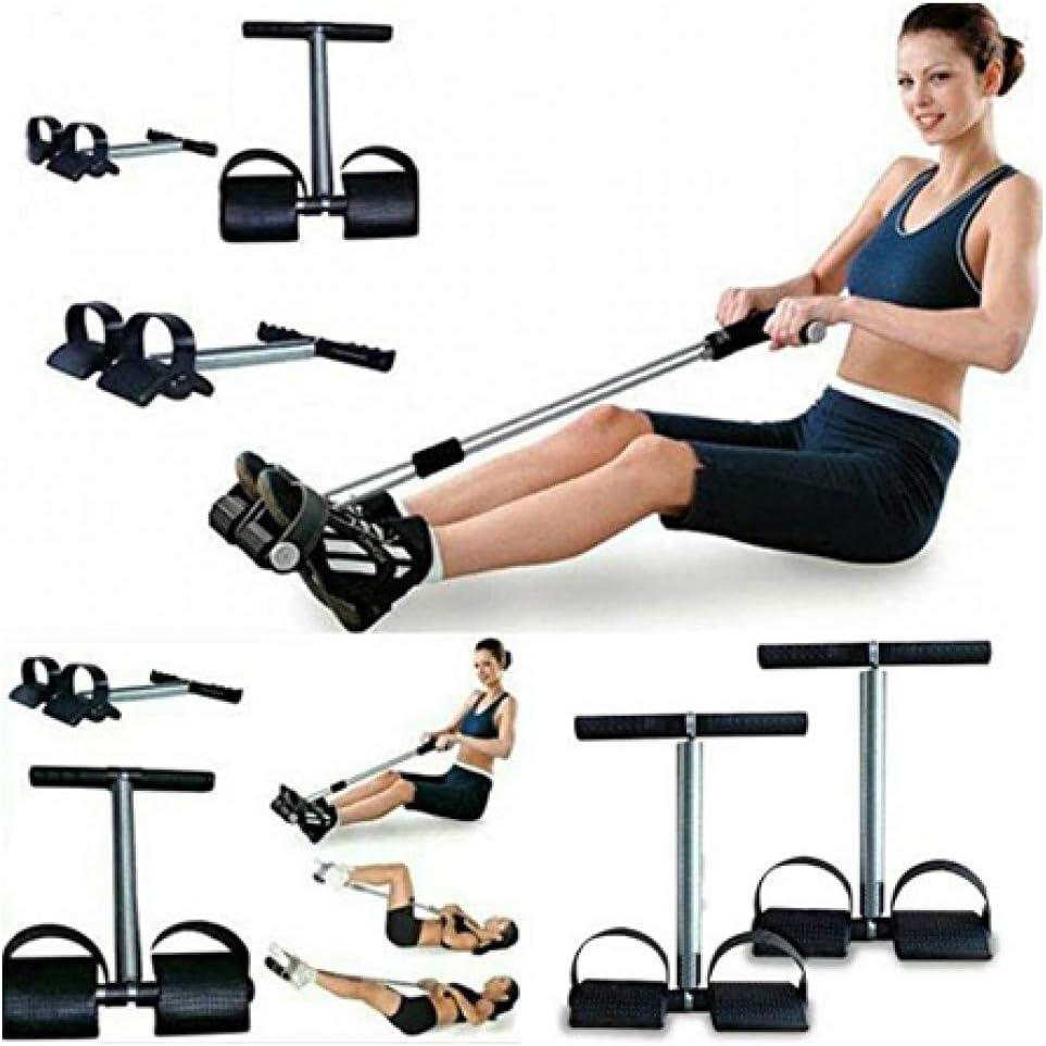 Ducomi Body Building y gimnasia Fitness Atletica Extensi/ón pectoral ajustable con muelles de acero para resistencia ejercicio en el pecho y fortalecimiento muscular
