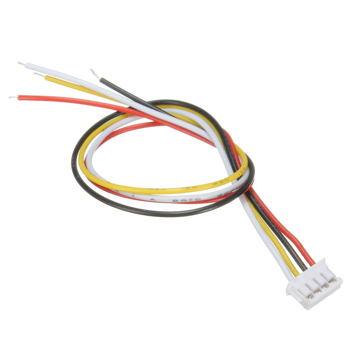 TuToy / 10 Sets Mini Micro Jst 1.5Mm Zh 4-Pin Conector Enchufe Con Cables Cables 150Mm