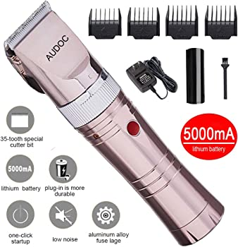 Audoc Heavy Duty Pet Professional Dog Grooming Clippers